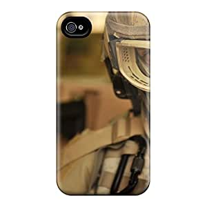 Pretty KNXCAiS2450BAXOw Iphone 4/4s Case Cover/ Army Military Training Series High Quality Case