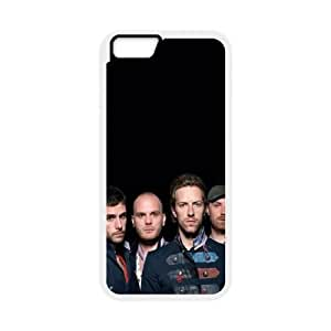 iphone6 4.7 inch Phone Case White Coldplay ZIC448912