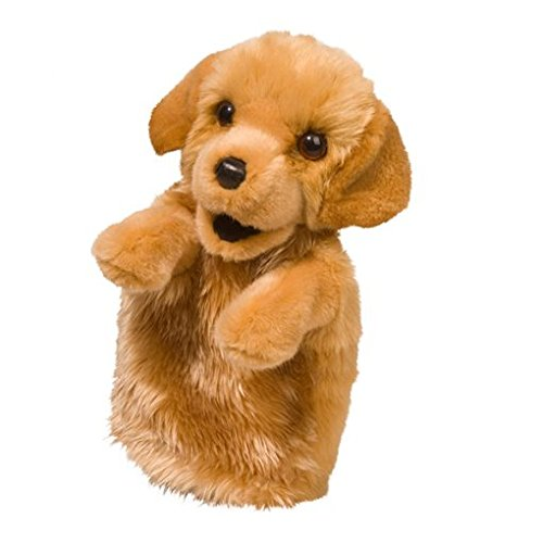 Memorable Pets' Dog Puppet- for Memory Care Activities and Caregivers