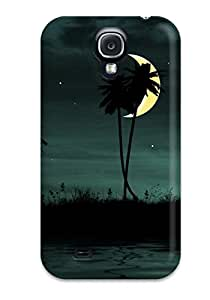 High-quality Durability Case For Galaxy S4(love Under Moon)