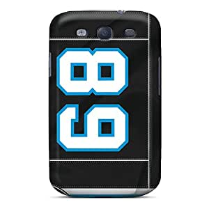Hot Style Wnd395wDNi Protective Case Cover For Galaxys3(carolina Panthers)