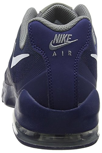 Invigor Grey de 001 White Cool Nike Multicolore Homme Max Chaussures Air Void Entrainement Print Running Blue PwXEUq