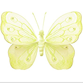 Amazon.com: Hanging Butterfly Small 5\