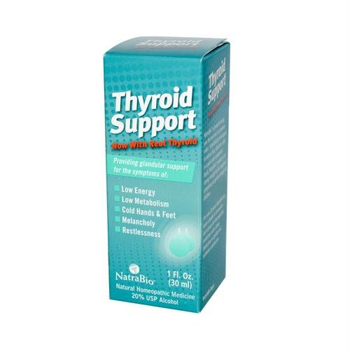 Natra Bio Thyroid Liq Support product image