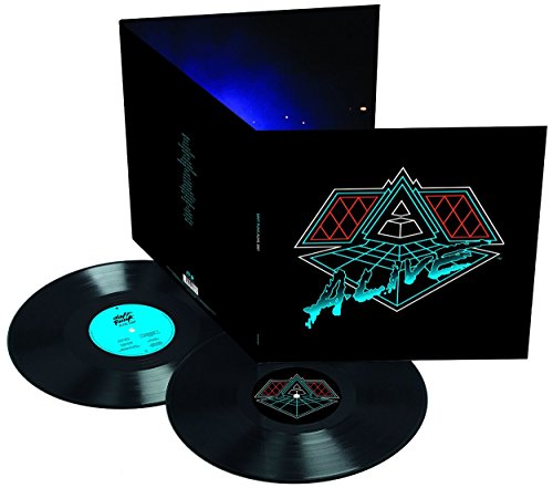 Vinilo : Daft Punk - Alive 2007 (180 Gram Vinyl, 2 Disc)
