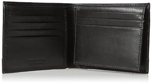 Peter DAVID Men's BUFFALO BITTON Peter Men's BUFFALO One BITTON DAVID Passcase Size Black xXqROg8