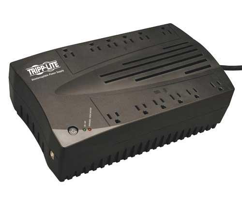 Tripp Lite AVR900U Lite AVR Series 900VA Mini Desktop UPS - 900 VA/480 W - 120 V AC - 3 Minute - Mini Desktop - 3 Minute - 6 x NEMA 5-15R - , 6 x NEMA 5-15R