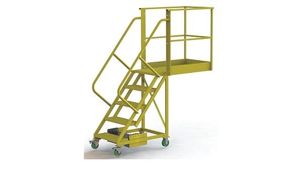 TriArc UCU500540246 - Escalera enrollable sin soporte, 5 peldaños, altura total 92: Amazon.es: Bricolaje y herramientas