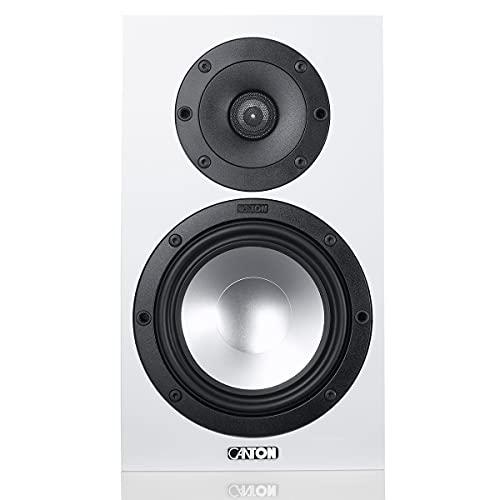 Canton GLE 426.2 70 W White Loudspeaker – Loudluidsprekers (2-Way, bedraed, 70 W, 42-40000 Hz, Wit)