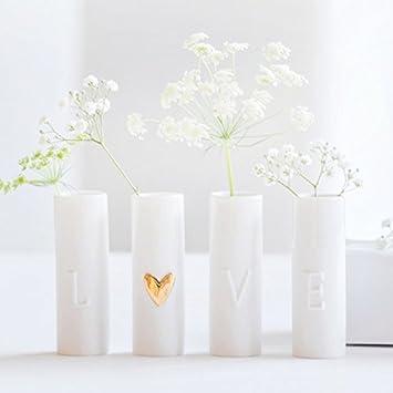 vasen-set-love-herz-gold-weiß-klein