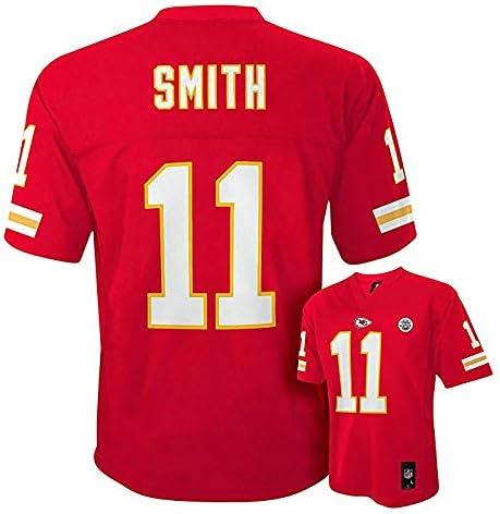 Alex Smith Kansas City Chiefs Game Jersey