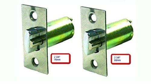 DeadLatch Replacement For Knob & Lever Door Lock (2 3/4