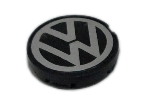 VW New Beetle Bora Jetta Golf Lupo Passat Polo Transporter Vento Hubcap Wheel Center Caps 6N0601171 6N0 601 171 (One piece)
