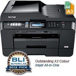 Brother MFC J 6910 DW - Impresora Multifunción Color: Amazon.es ...