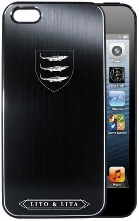 Coque iPhone 4/4S BAMAKO, MALI en alu brossé noir: Amazon.fr: High ...