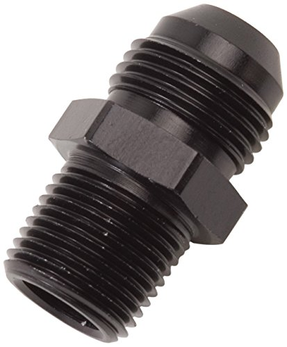 Russell 660483 Black ProClassic Straight Adapter Fitting
