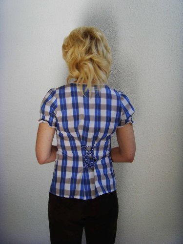 amp; Wensky Camisas Para Azul Spieth Mujer ZSwq5Sd