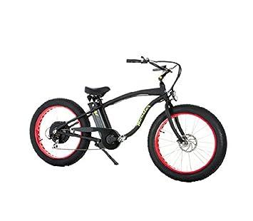 """MONSTER 26 - Bicicleta Eléctrica - Cuadro Alu Hidro TB 7005 - Llantas: 26"""""""