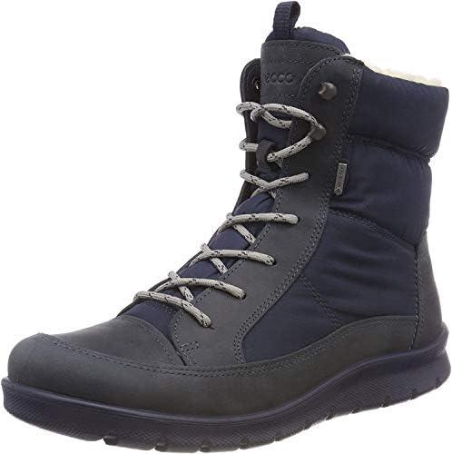 Ecco Damen Babett Boot Stiefeletten, Schwarz (Black 2001), 35 EU