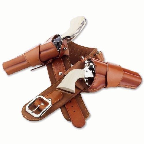(Galco Model 1880s Holster Crossdraw - Right Hand - Tan)