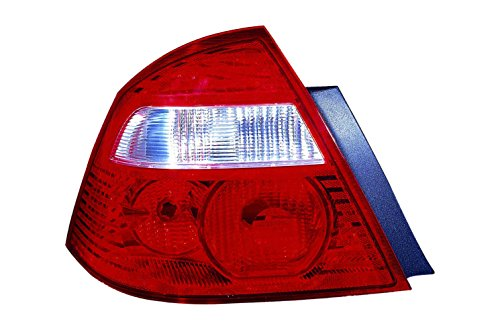 (Depo 330-1927L-UF Ford 500 Left Hand Side Tail Lamp Unit (NSF Certified))