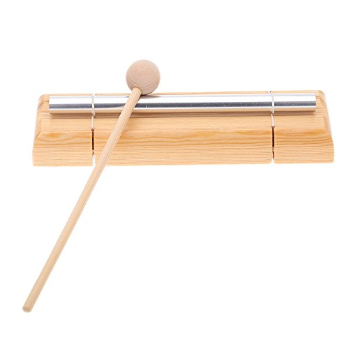 Andoer Energy Chime Single Tone with Mallet Exquisite Kid Children Musical Toy Percussion - Single Percussion