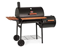 The Smokin' Pro from Char-Griller is a professional grade grill offering more features than many grills twice it's price. Used by professional BBQ'ers and backyard enthusiasts, it is the most versatile grill on the market. Cooks love its huge...