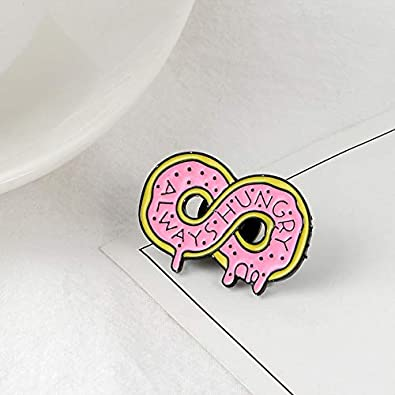 Cute Lapel Pins Cool Statement Brooch Badges for Backpacks Clothes Jackets Hats