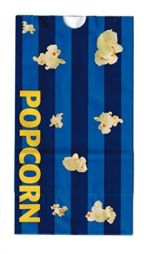 popcorn bag blue - 4
