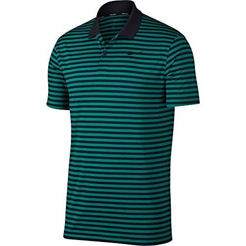 (ナイキ) Nike メンズ ゴルフ トップス Nike Striped Dry Victory Golf Polo [並行輸入品]