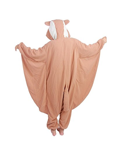 Us TOP Costumes Unisex Adult Flying Squirrel (L(171cm-178cm))