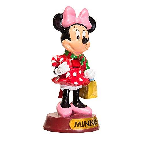 Kurt Adler Kurt S. Adler 4-Inch Resin Mini Minnie Mouse Nutcracker