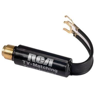 RCA Matching Transformer -VH54R: Home Audio & Theater
