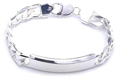 b19dcea2aa55 Bijoux pour tous Bracelet - BRS-K41513 - Pulsera de hombre de plata de ley