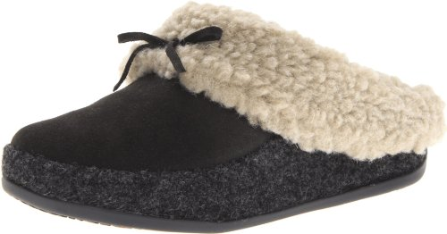 Anthracite fitflop Cuddler Women's The Slippers XqxBBwIA67