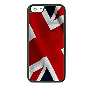 Case Fun Case Fun Union Jack Flag Style 3 TPU Rubber Back Case Cover for Apple iPhone 6 4.7 inch