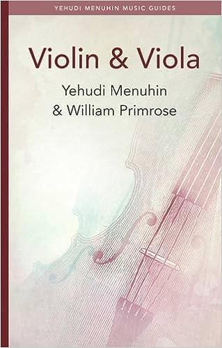 violin viola yehudi menuhin music guides