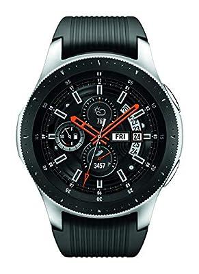 Samsung Galaxy Watch (46mm) Silver (Bluetooth), SM-R800NZSAXAR by Samsung
