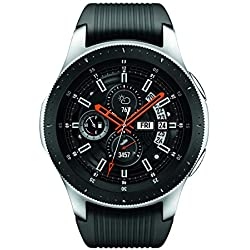 Samsung Galaxy Smartwatch (46mm) Silver (Bluetooth), SM-R800NZSAXAR - US Version with Warranty