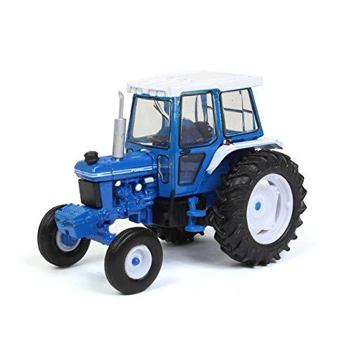 Down On the Farm 1/64 1984 Ford 5610, Blue & Black with Cab, Series 2 48020-C ()