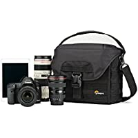 Lowepro Pro Tactic SH 180 AW. Shoulder Camera Bag for Mirrorless or DSLR Kit and Mini Tablet.