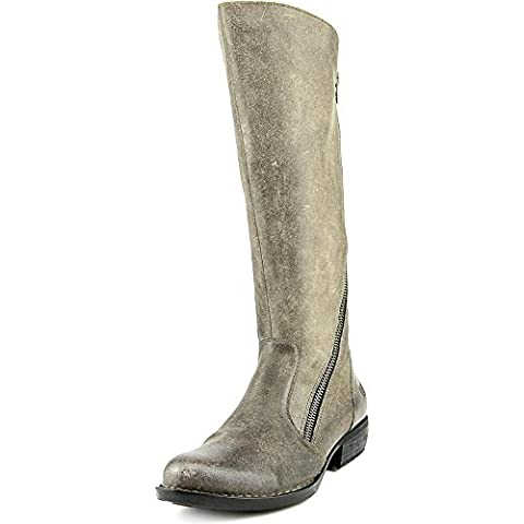 Born Women's Iona Boot,Grey,8.5 M US - Iona Flat Shoe