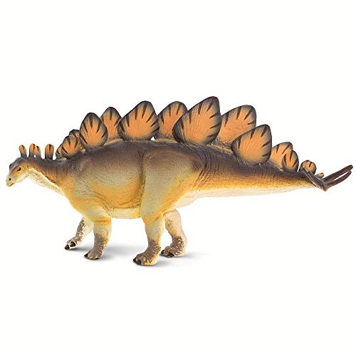 Safari Ltd. Prehistoric World - Stegosaurus - Quality Construction from Phthalate, Lead and BPA Free Materials - for Ages 3 and Up