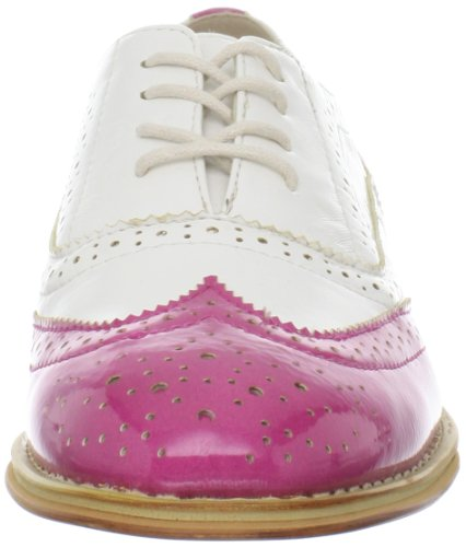 Pictures of Wanted Shoes Women's Babe Oxford Shoe black 5