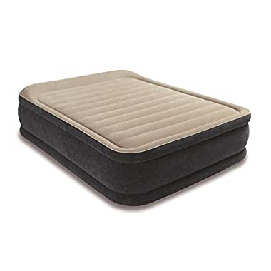 Intex Premium Comfort Airbed Kit, Queen