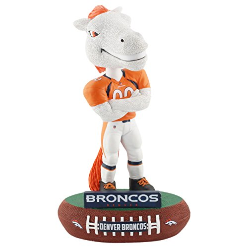 Forever Collectibles Denver Broncos Mascot Denver Broncos Baller Special Edition Bobblehead (Denver Broncos Mascot)