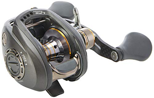 Lews Fishing TPG1SH Tournament Pro G Speed Spool Reel, 31' Ipt, 7.5: 1 Gear Ratio, 10+1 Bearings, Right Hand