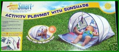 SunSmart Activity Baby Playmat Sunshade Canopy  sc 1 st  Amazon.com & Amazon.com : SunSmart Activity Baby Playmat Sunshade Canopy ...