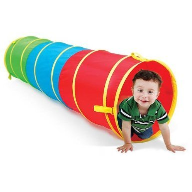 Review Playhut Play Tunnel, 6′