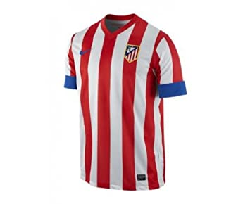 2012-13 Athletico Madrid Home Nike Shirt (Kids): Amazon.es ...